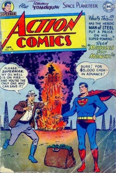 Old Comic Book Covers (15 pics)