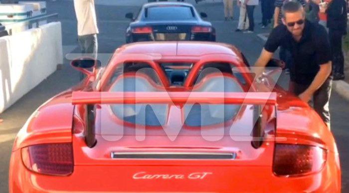 Paul Walker Dies in Car Accident (8 pics + video)
