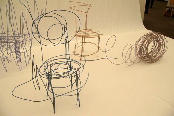 3D Sketch (3 pics)