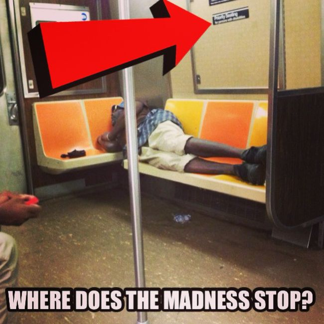 People Who Make Life in NYC Terrible. Part 5 (41 pics)