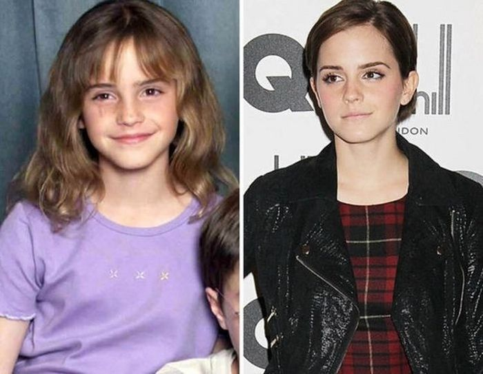 Celebrities Then and Now (30 pics)