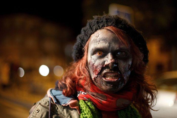 Zombie Survival Contest (15 pics)