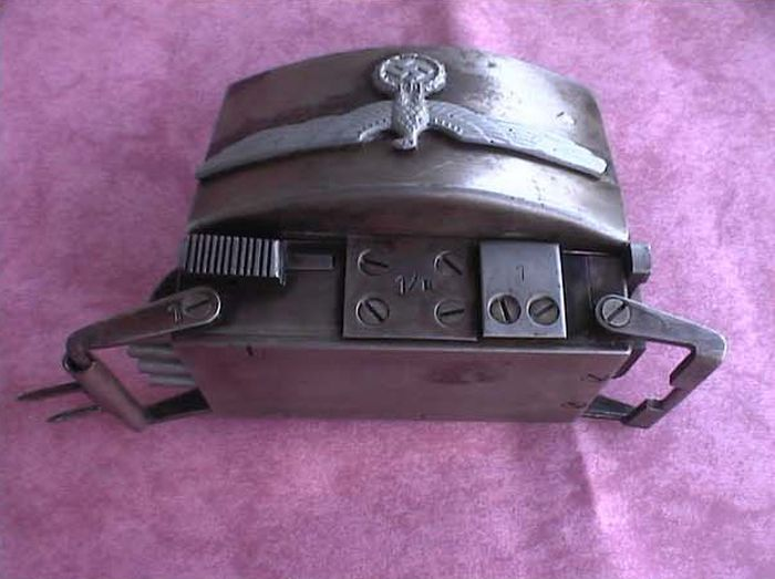 Gun Belt of an SS Officer (20 pics)