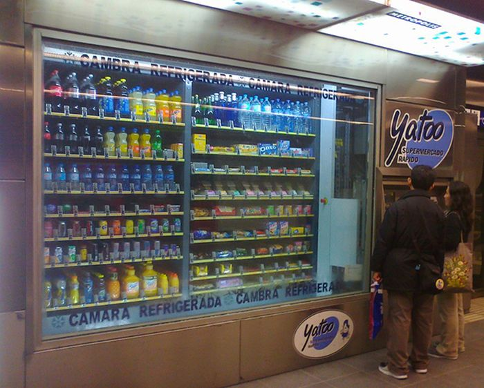 Unusual Vending Machines (30 pics)