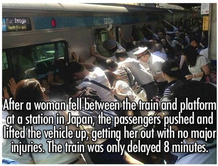 Faith in Humanity Restored. Part 7 (12 pics)