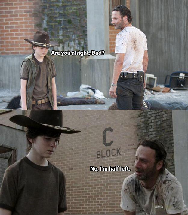 Dad Jokes by Rick Grimes (19 pics)