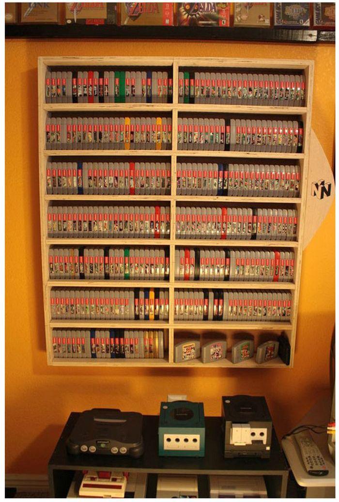 El mayor coleccionista de videojuegos del mundo Retro_gaming_room_03