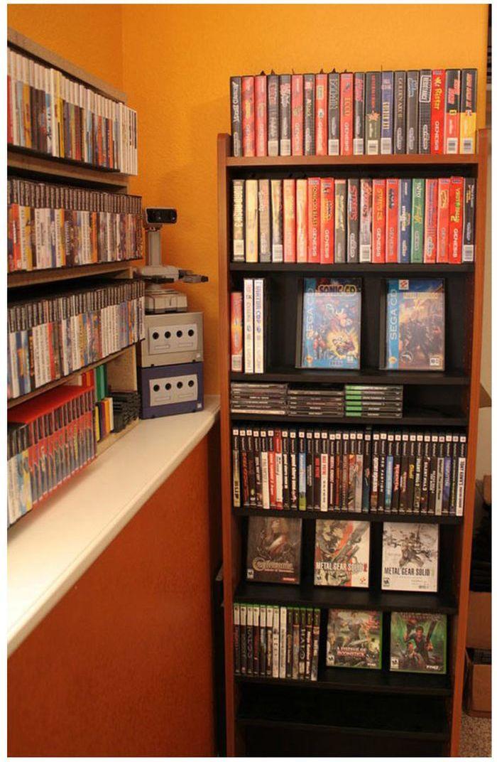 El mayor coleccionista de videojuegos del mundo Retro_gaming_room_07