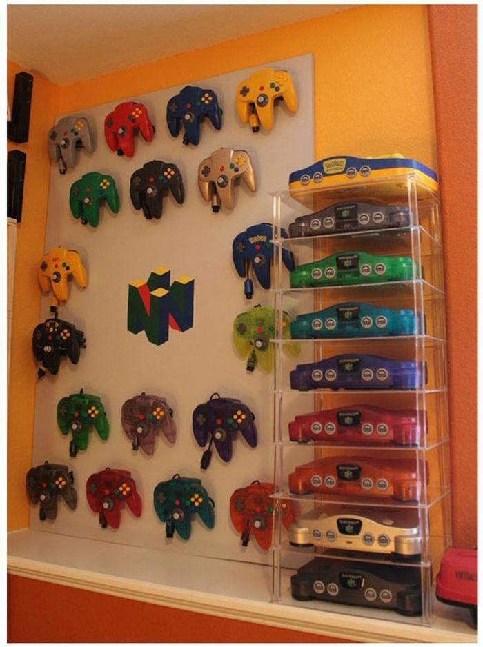 El mayor coleccionista de videojuegos del mundo Retro_gaming_room_08