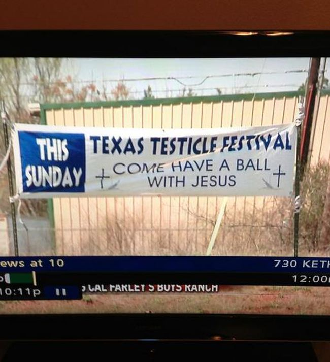 Only in Texas (23 pics)