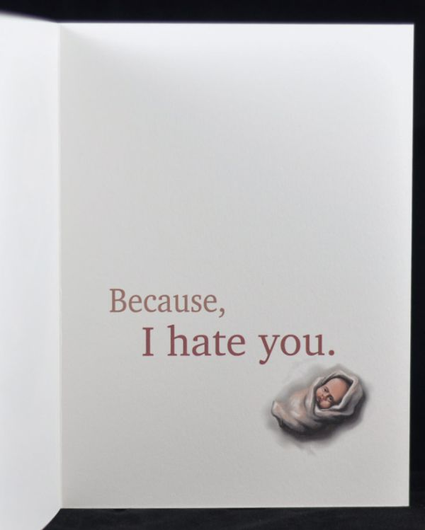 Greeting Cards for People You Hate (14 pics)