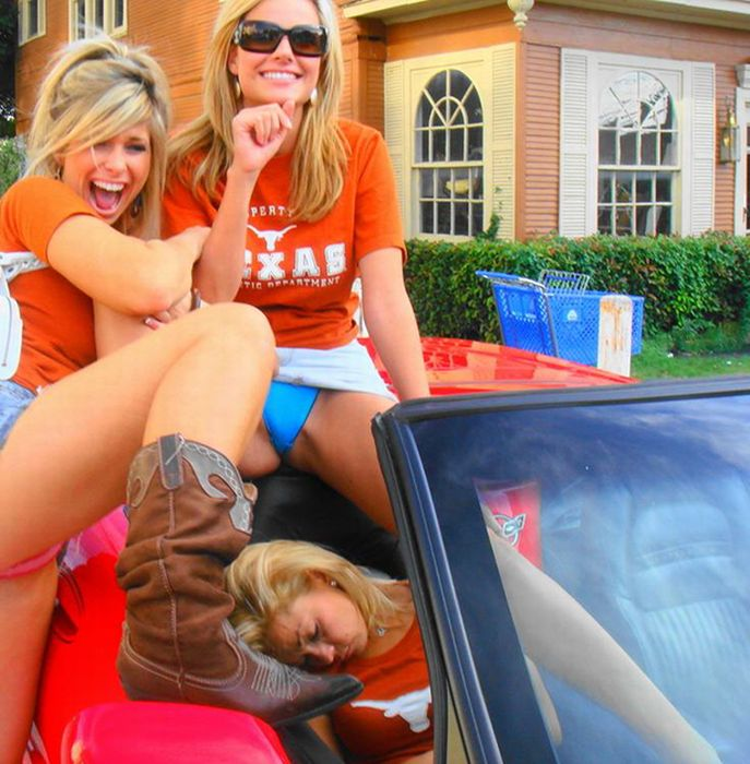 I Miss College. Part 13 (44 pics)
