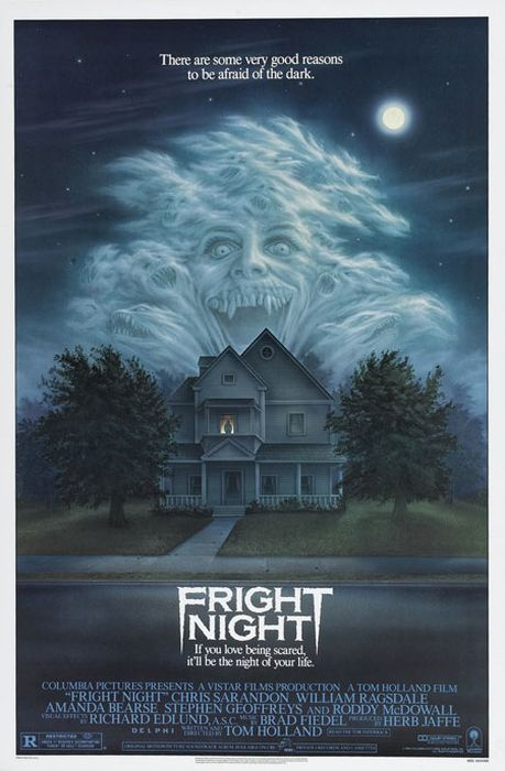 Horror Movie Posters (50 pics)
