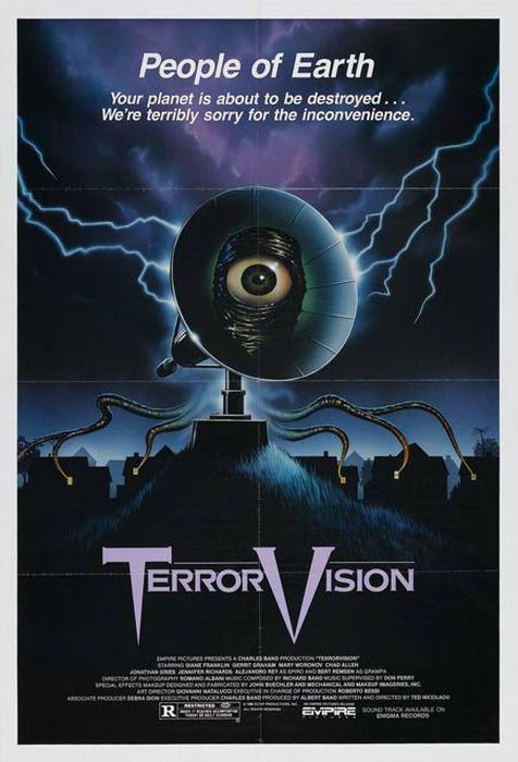 Horror Movie Posters (50 pics)