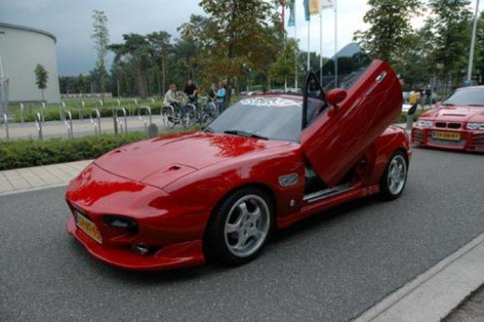 WTF Cars (40 pics)