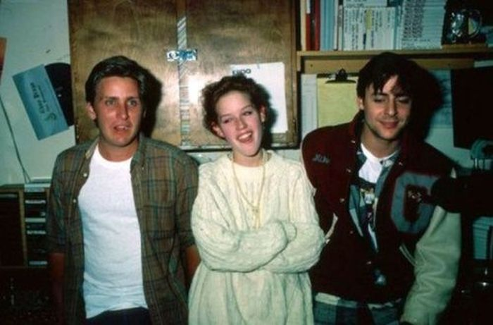 On the Set of the Famous Movies (29 pics)