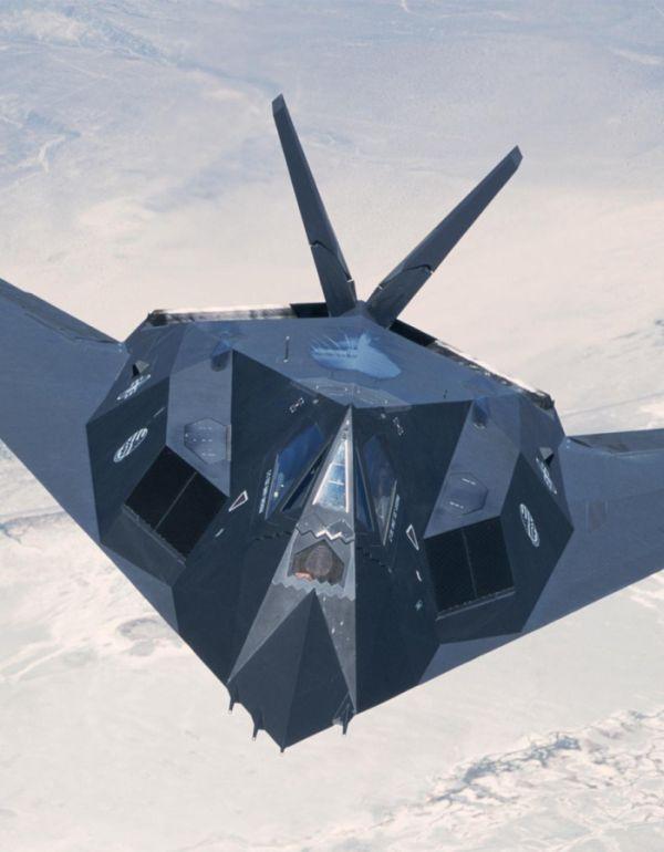 Photos of F-117 Nighthawk (35 pics)