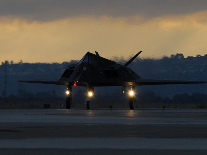 Photos of F-117 Nighthawk (35 pics)