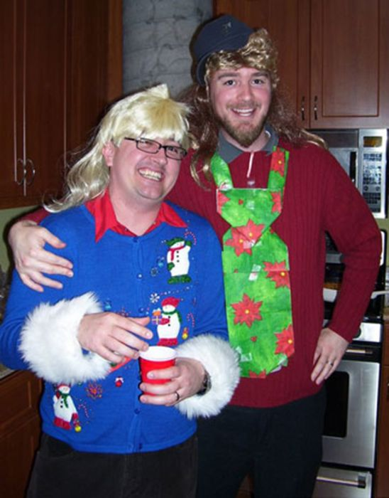 Ugly Sweaters (28 pics)