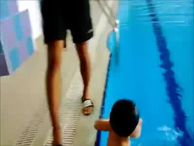 How to Put on a Swim Cap Like a Boss