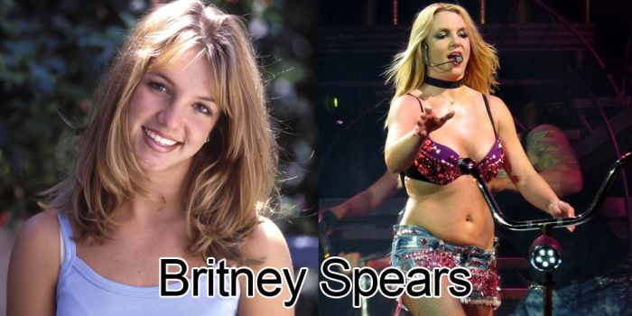 Famous People Then and Now (20 pics)
