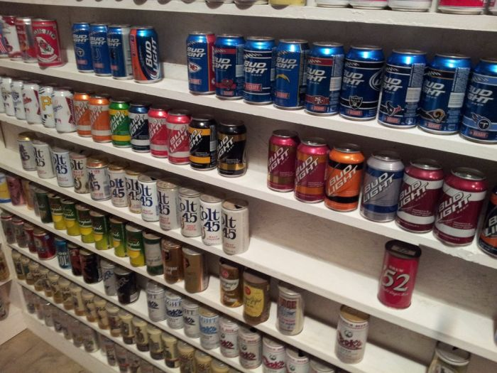 Collection of a Beer Fan (33 pics)