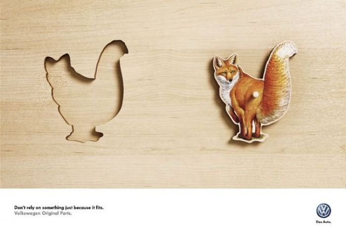 Most Creative Print Ads Of The Year (29 pics)