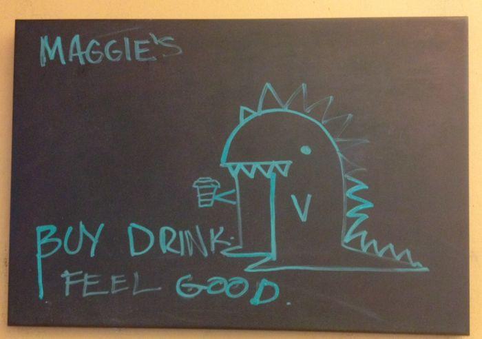 Maggie's Chalkboards (32 pics)