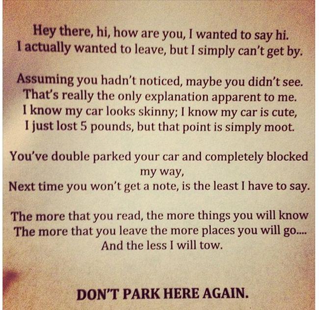 Hilarious Passive-Aggressive Notes (25 pics)