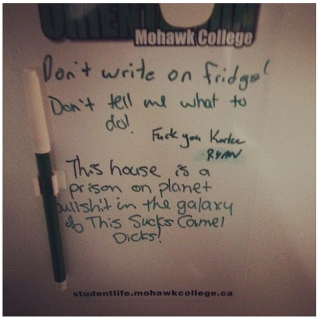 Hilarious Passive-Aggressive Notes (25 pics)