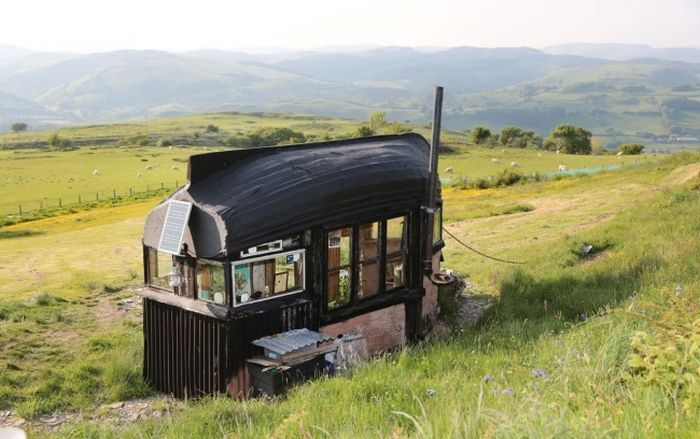 Great Homes Away from Civilization (40 pics)