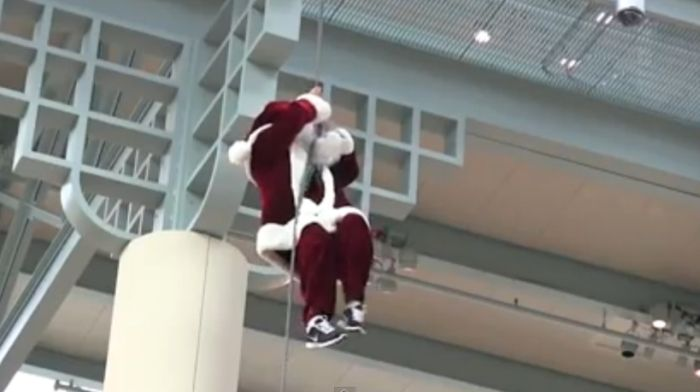Best Santa Fails Ever Compilation