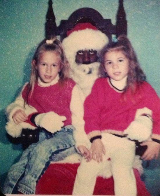 Scary Vintage Santas (20 pics)