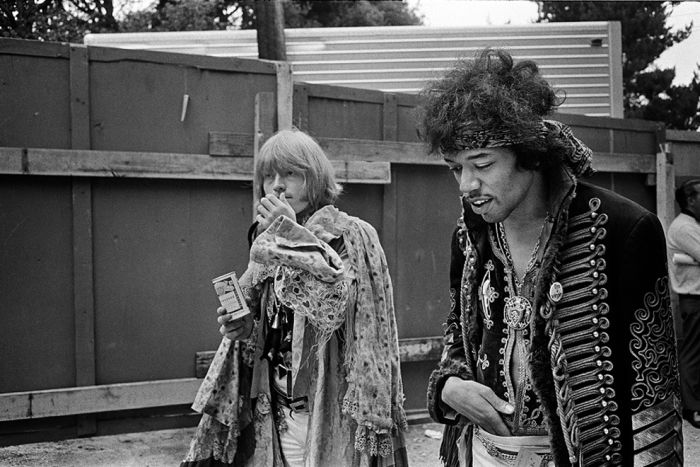 Photos of Music Legends by Jim Marshall (45 pics)