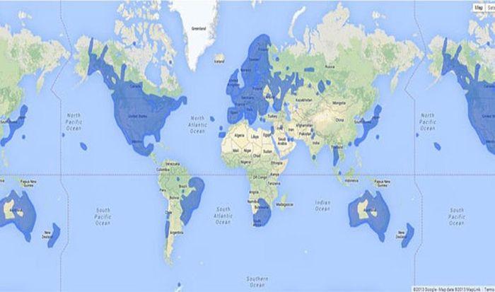 25 Maps (25 pics)