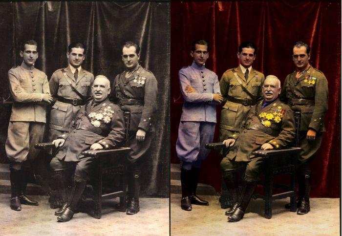 Colorization (49 pics)