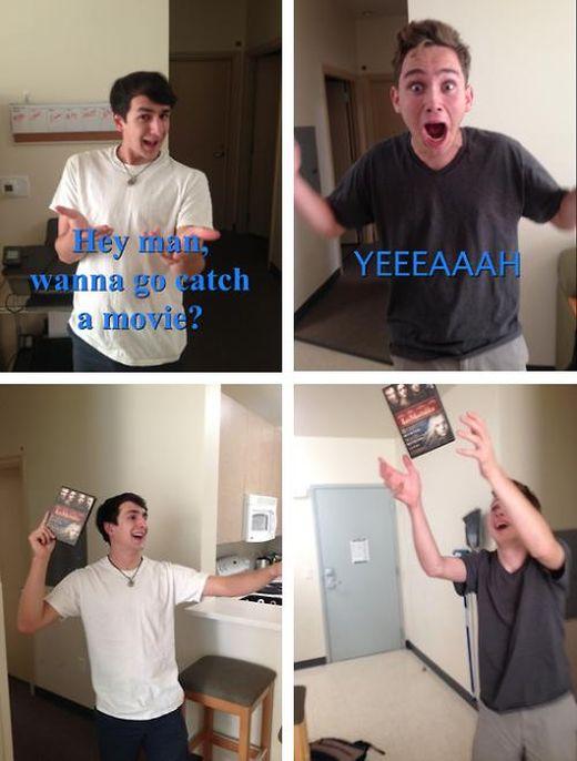 Funny Puns. Part 9 (40 pics)
