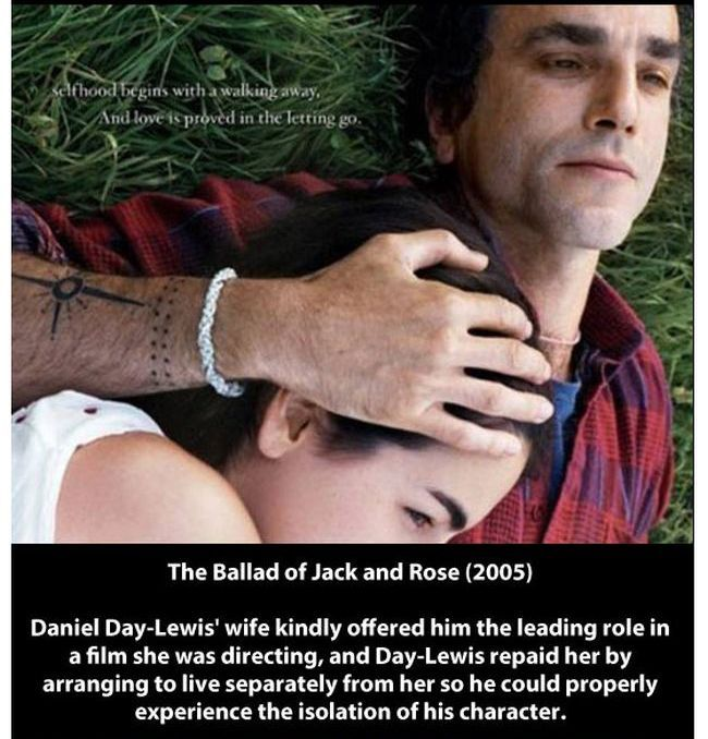 Daniel Day-Lewis` Method of Acting (11 pics)