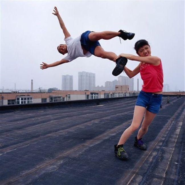 Everybody Was Kung Fu Fighting (34 pics)