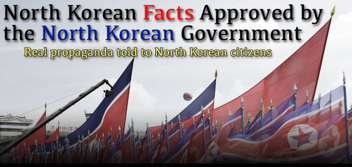 What North Korea's Propaganda Says Its Citizens (9 pics)