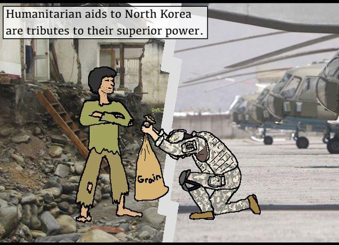 What North Korea's Propaganda Says Its Citizens (9 pics)