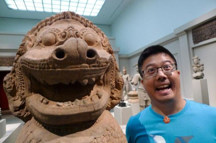 How to Have Fun at Museums (20 pics)
