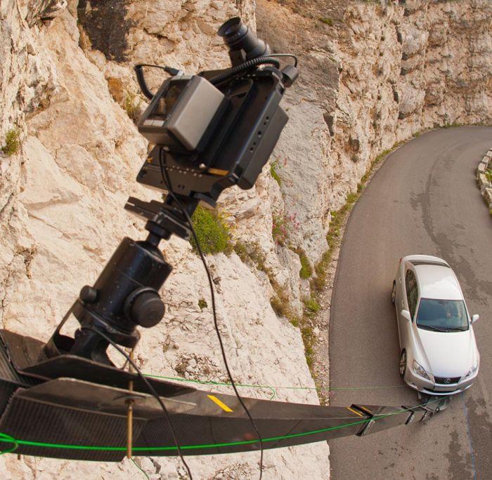 Auto Camera Rigs (73 pics)