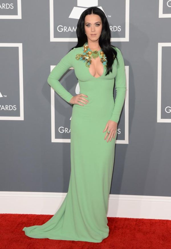 The Hottest Celebrity Dresses of 2013 (14 pics)