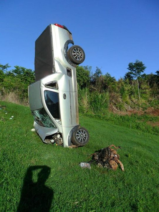 Car Crash (7 pics)