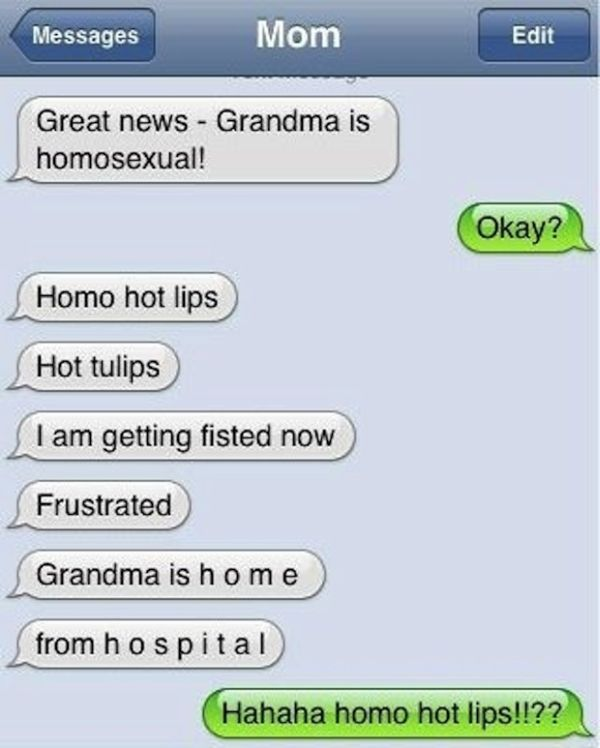 Funny Autocorrects (25 pics)