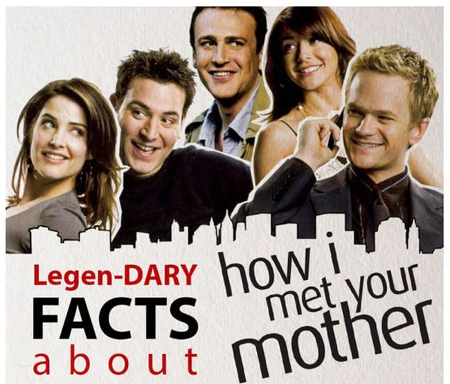 Facts About How I Met Your Mother
