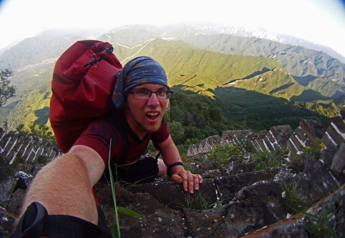 Great Wall Hike (24 pics)