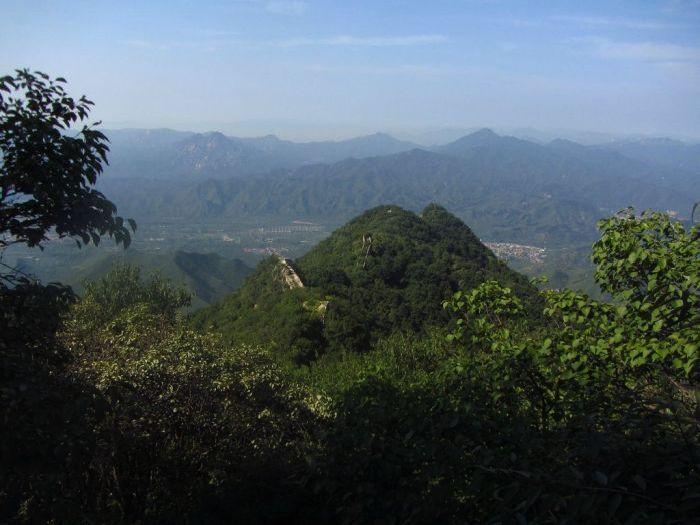 Great Wall Hike (24 pics)
