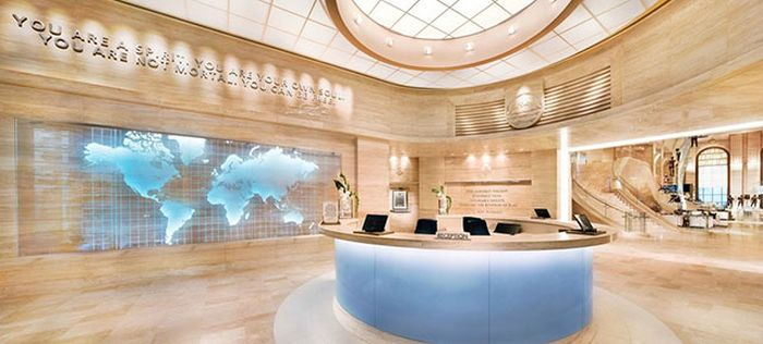 New Headquarters of the Church of Scientology (24 pics)